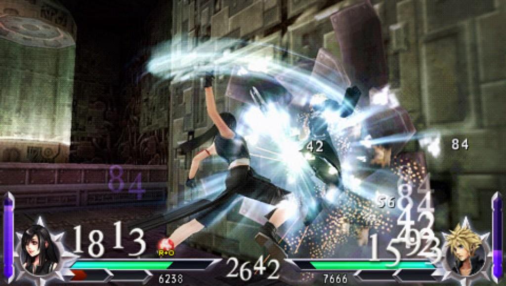 Dissidia 012 Duodecim Final Fantasy Review Screen 6