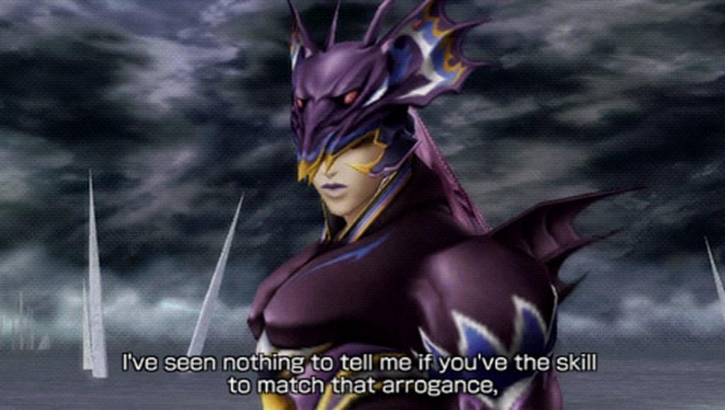 Dissidia 012 Duodecim Final Fantasy Review Screen 8