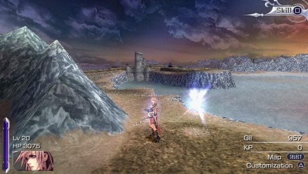 Dissidia 012 Duodecim Final Fantasy Review Screen 8