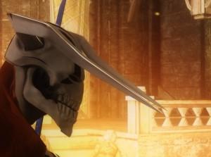 Skyrim Hollow Ichigo Mod - 3