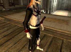 Skyrim Hollow Ichigo Mod - 6
