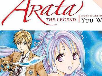 Arata The Legend anime PV