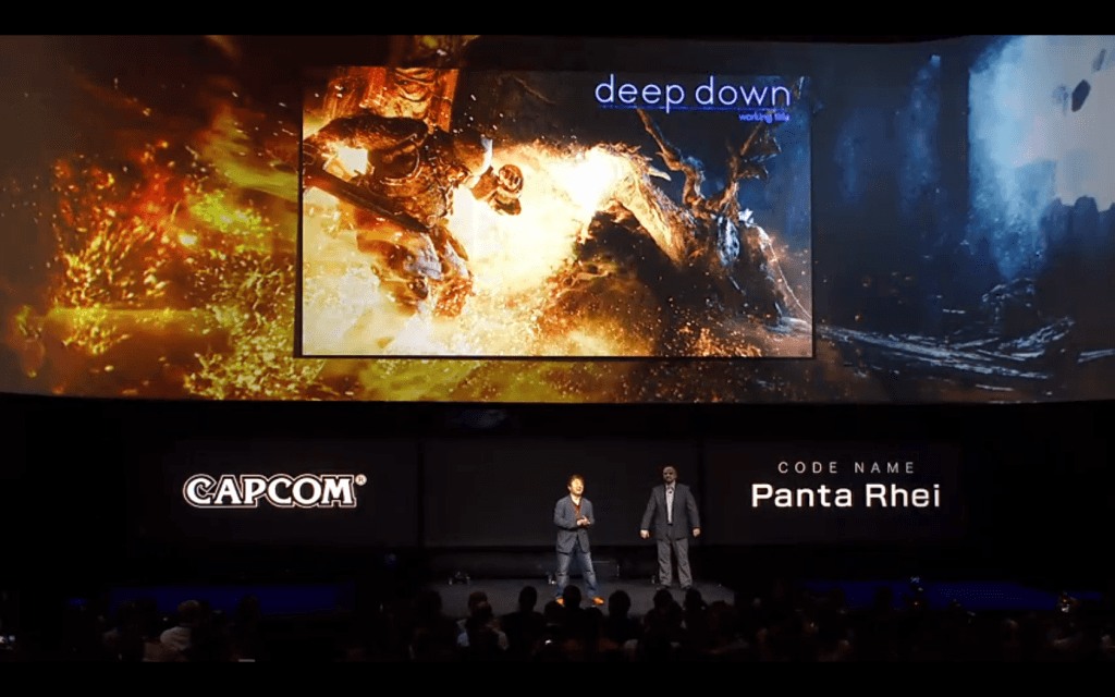 PlayStation 4 Revealed; Deep Down and Watch Dogs DD Screen 1