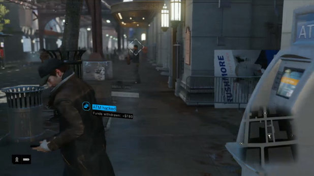 PlayStation 4 Revealed; Deep Down and Watch Dogs WD Screen 2