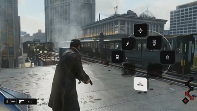PlayStation 4 Revealed; Deep Down and Watch Dogs WD Screen 3