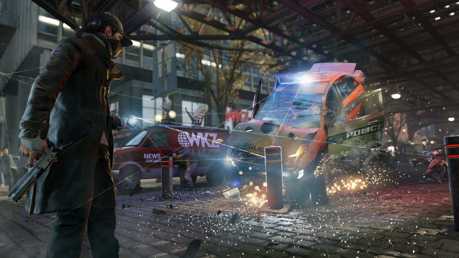 PlayStation 4 Revealed; Deep Down and Watch Dogs WD Screen 6