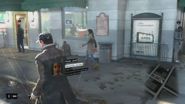 PlayStation 4 Revealed; Deep Down and Watch Dogs WD Screen 7