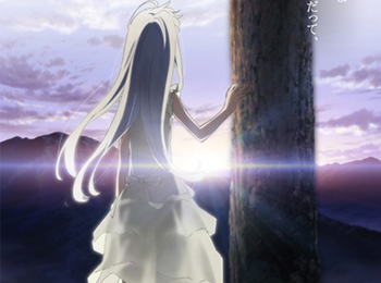 Anohana Film Release Date + New Images