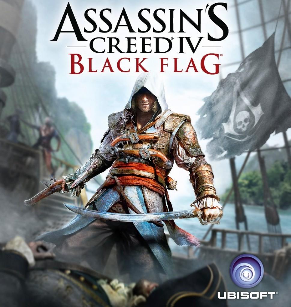 Assassins Creed IV Black Flag Announced box cover