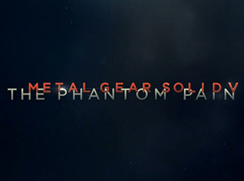 Introducing Metal Gear Solid V The Phantom Pain - New Trailer & Information Blowout