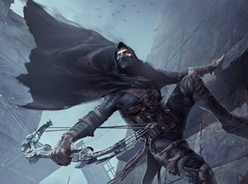 Thief Coming To PS4 & PC + Leaked Screenshots