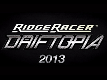 Ridge Racer Driftopia Announce - PS3 Free to Play Racer