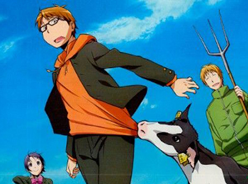 Silver Spoon To be Adapted By A-1 Pictures