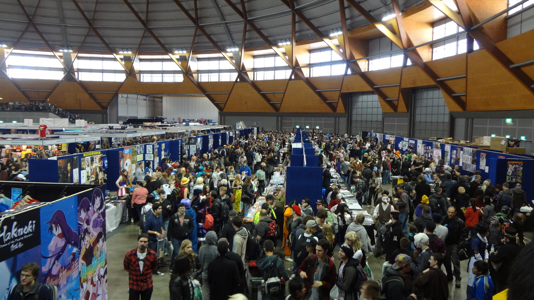 Convention Coverage - Supanova Sydney 2013 pic 1