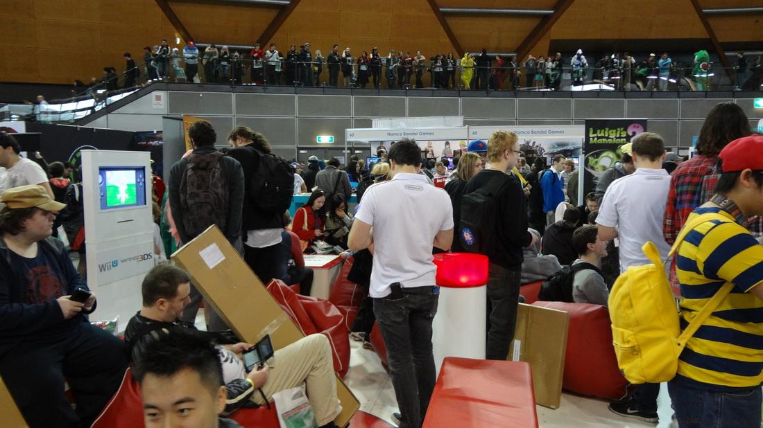 Convention Coverage - Supanova Sydney 2013 pic 2