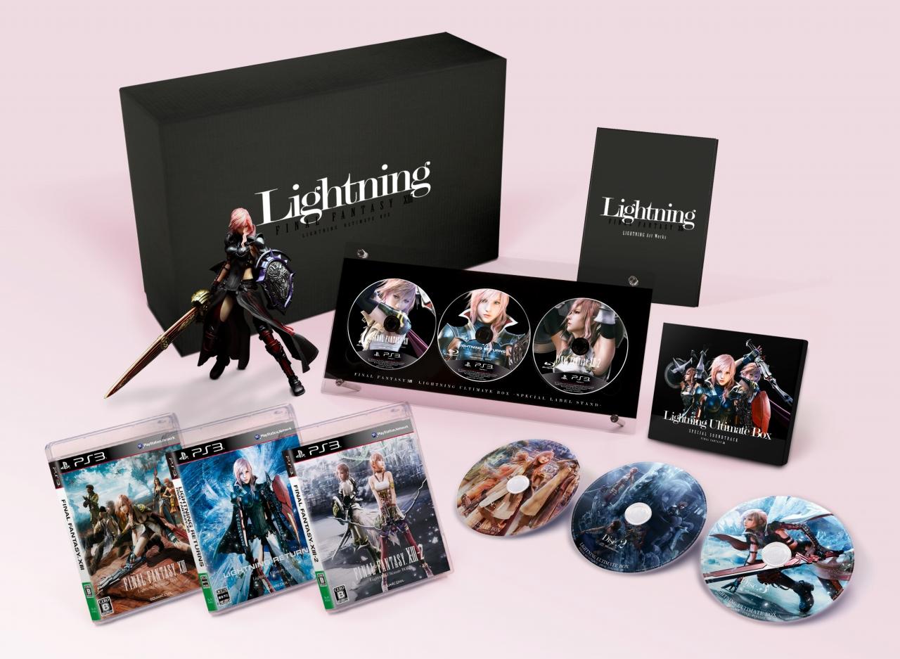 Lightning Returns Final Fantasy XIII UB pic