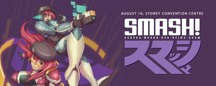 Convention Coverage - SMASH! 2013 logo