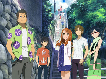 AnoHana Film Earns Over 844 Million Yen In Five Weeks
