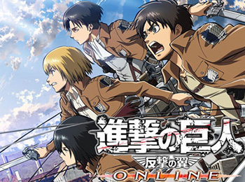 Attack on Titan Wings of Counterattack Online Announced; A Card Based Browser Game