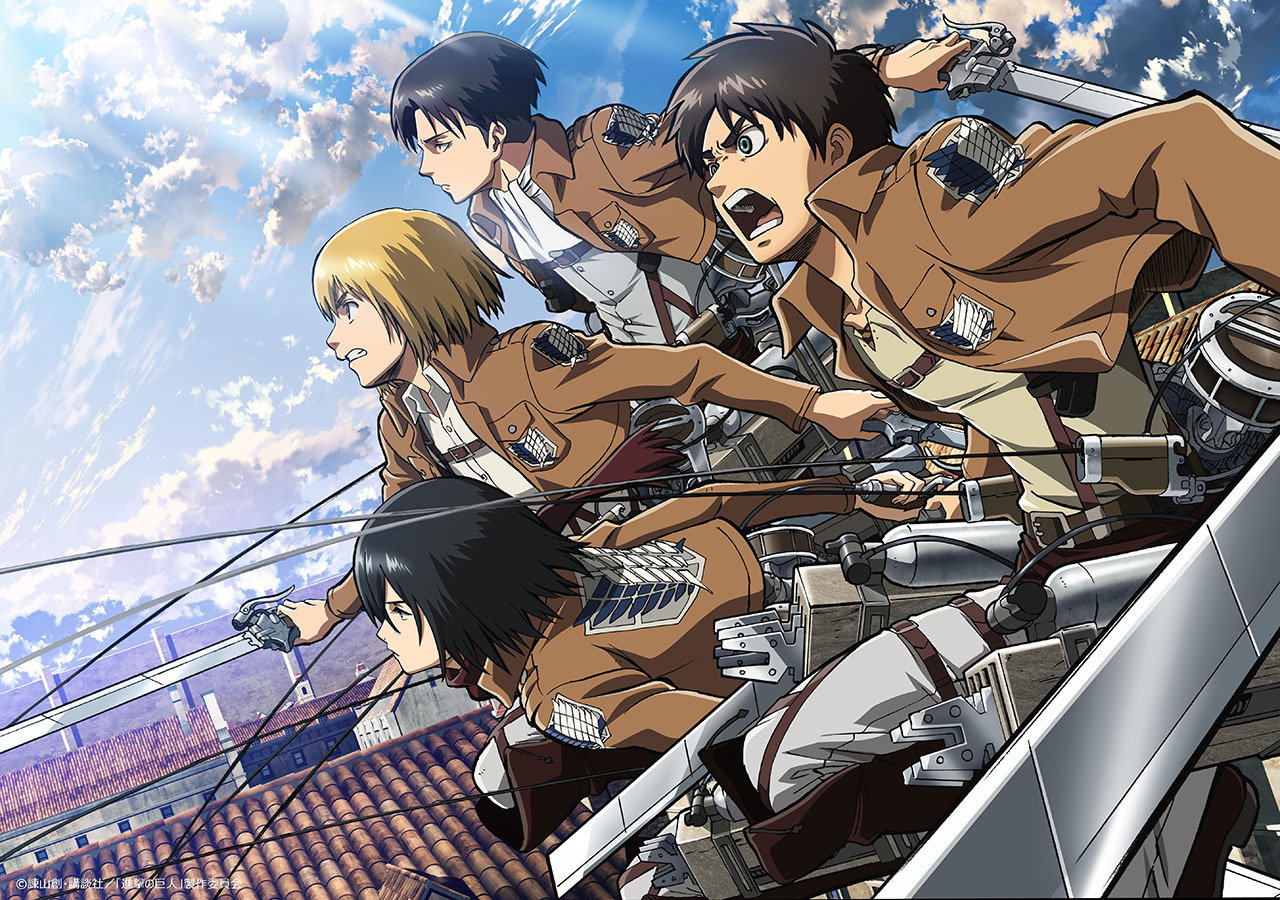 Attack on Titan Wings of Counterattack pic 6
