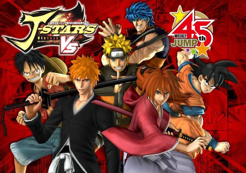 New J-Stars Victory Vs. Characters pic 1