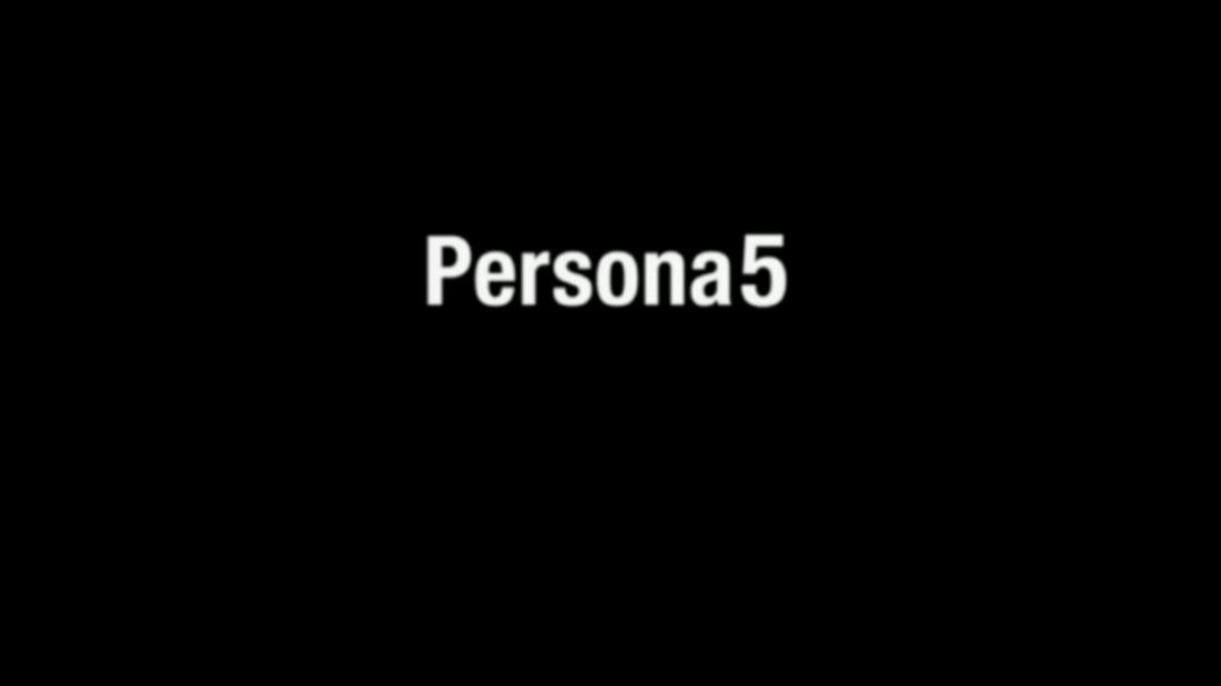 Persona 5 pic 1