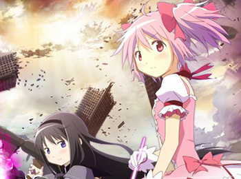 Puella Magi Madoka Magica The Battle Pentagram Coming to the PlayStation Vita this December