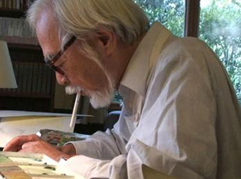 Sneak Peek at Hayao Miyazakis Upcoming Manga