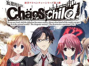 Steins;Gate Developers 5pb. Reveals Chaos;Child, Due in 2014