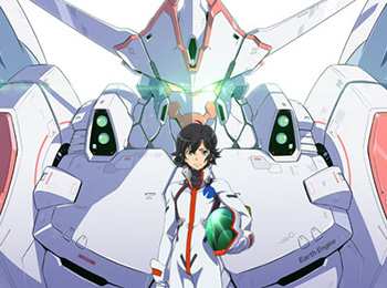 Captain Earth - BONES 2014 Anime Gets New Trailer + Website