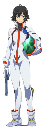 Captain Earth - BONES 2014 Anime pic 1