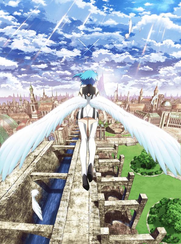 Planet Valkyrie Anime Announced - promo 2