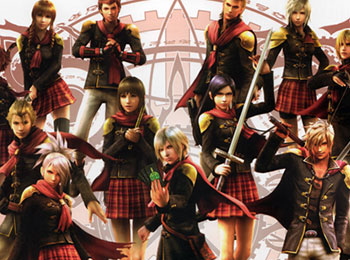 Final Fantasy Type-0 Could Be Localised