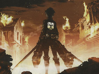 Shingeki no Kyojin anime announced