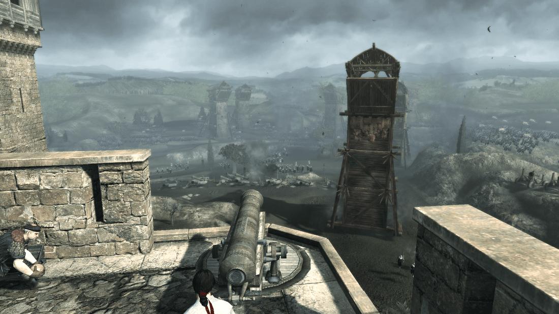 Assassins Creed Brotherhood Review Screen 2