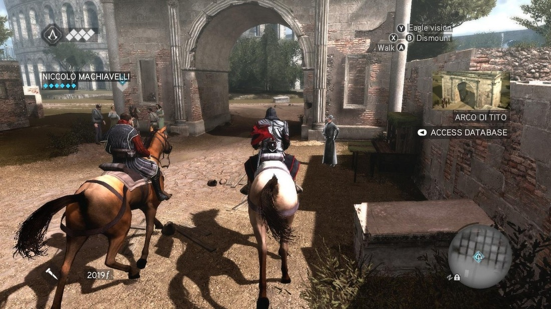 Assassins Creed Brotherhood Review Screen 4