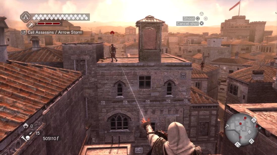 Assassins Creed Brotherhood Review Screen 5