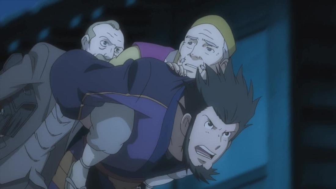 Bakumatsu Gijinden Roman Episode 2 Review Screen 6