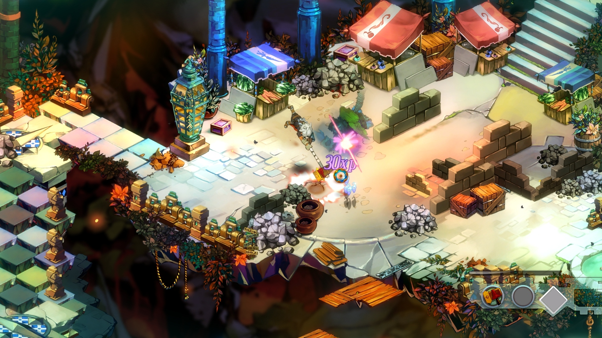 Bastion Review Screen 9