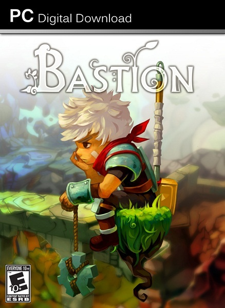 Bastion Review - Windows Box Art