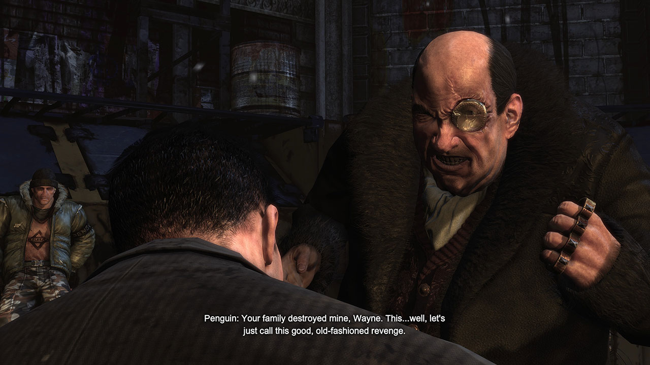 Batman Arkham City Review Screen 10