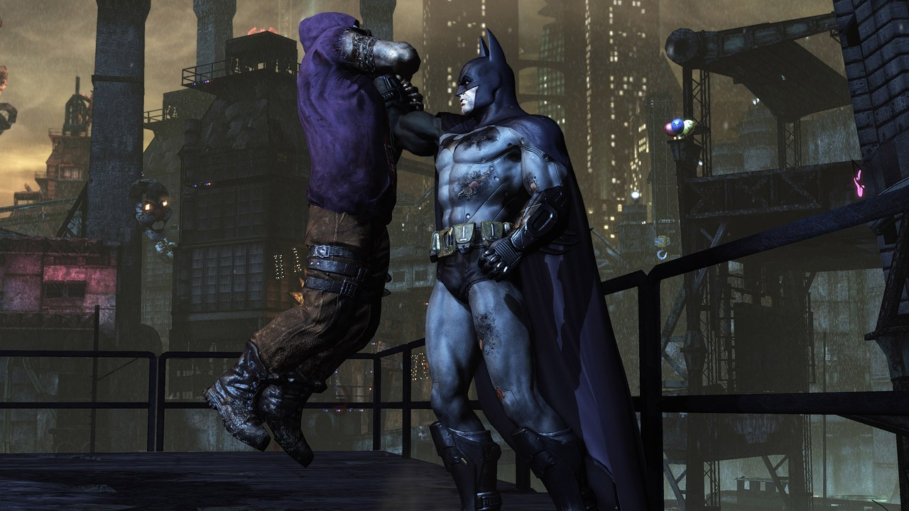 Batman Arkham City Review Screen 6