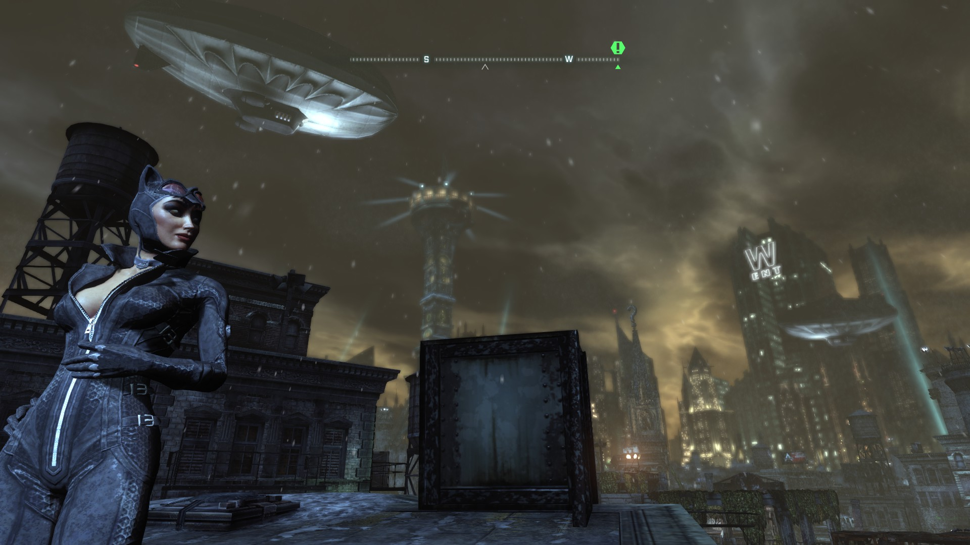 Batman Arkham City Review Screen 9