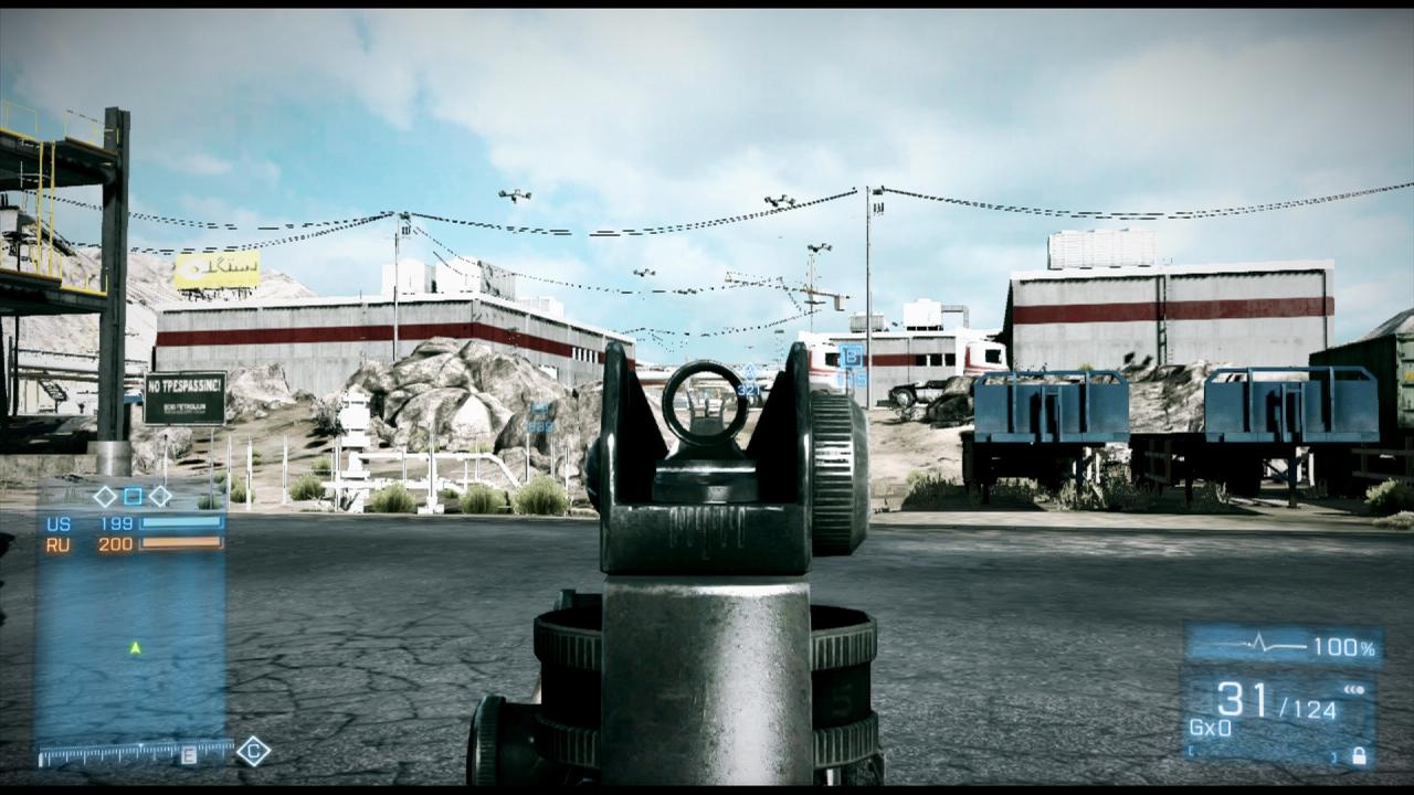 Battlefield 3 Review screen 7