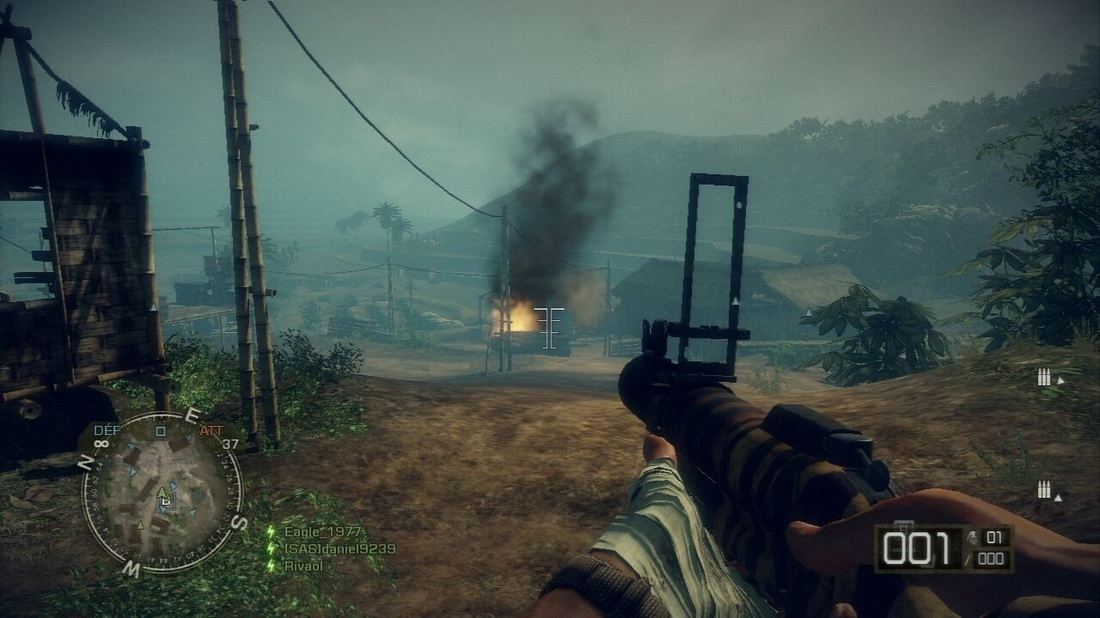 Battlefield Bad Company 2 Vietnam Review screen 1