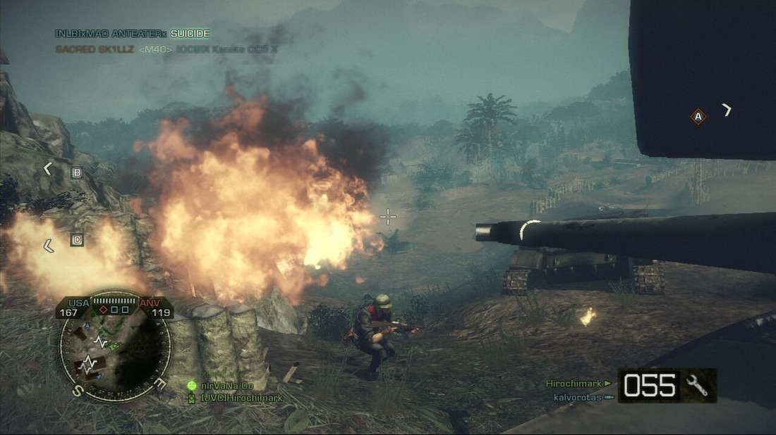 Battlefield Bad Company 2 Vietnam Review screen 2