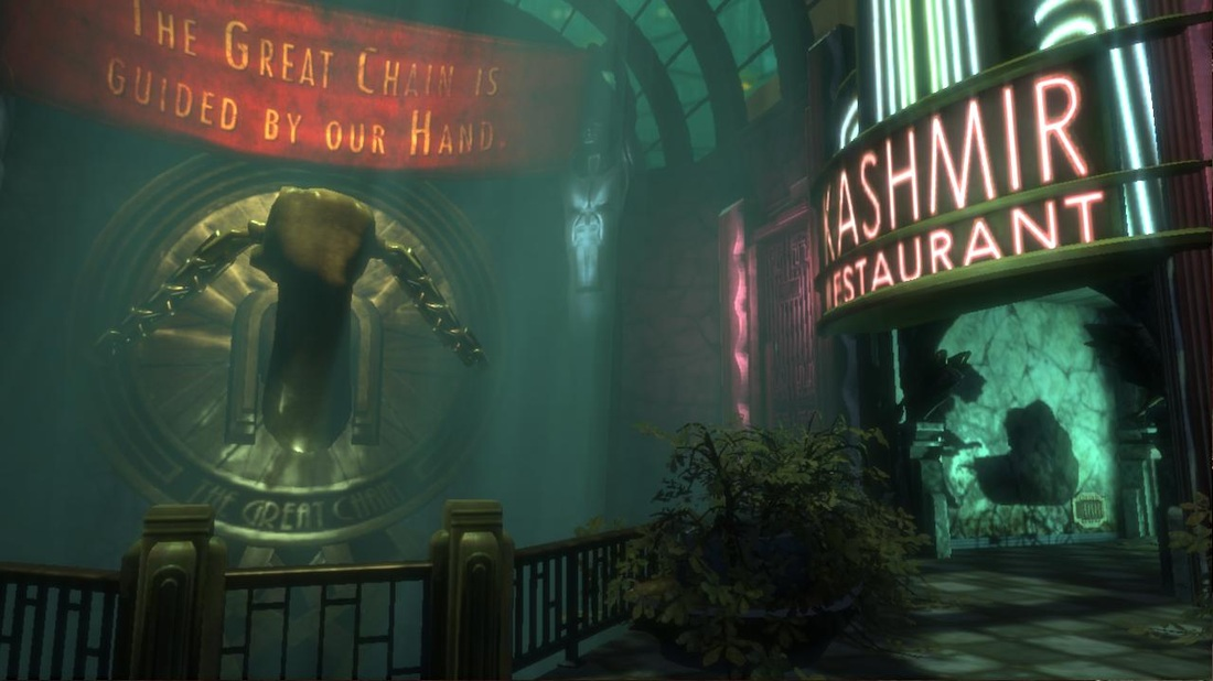 Bioshock Review Screen 2