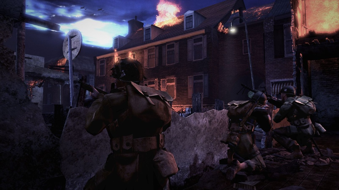 Brother In Arms Hells Highway Screen 3