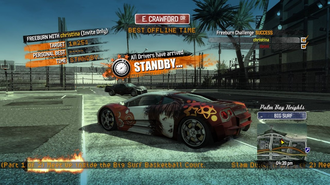 Burnout Paradise Review Screen 4