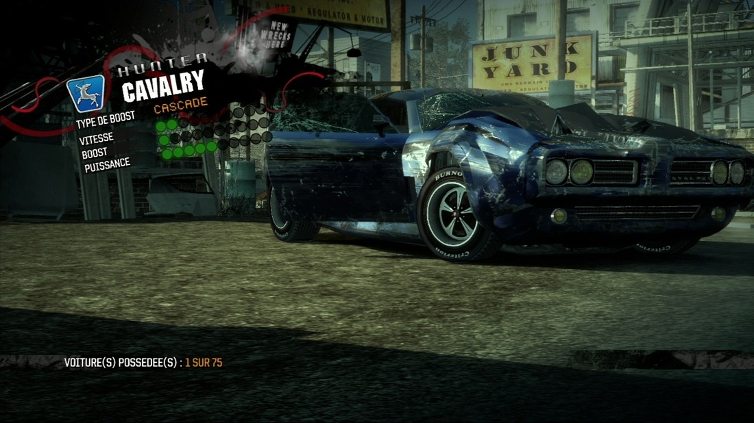 Burnout Paradise Review Screen 6